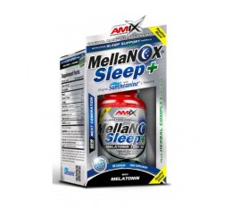 Amix - Mellanox® Sleep+ / 60 Caps. Хранителни добавки, Здраве и тонус