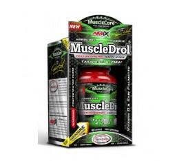 Amix - MuscleDrol / 60 Caps. Хранителни добавки, Хардкор продукти