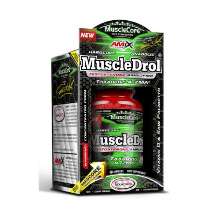 Amix - MuscleDrol / 60 Caps.