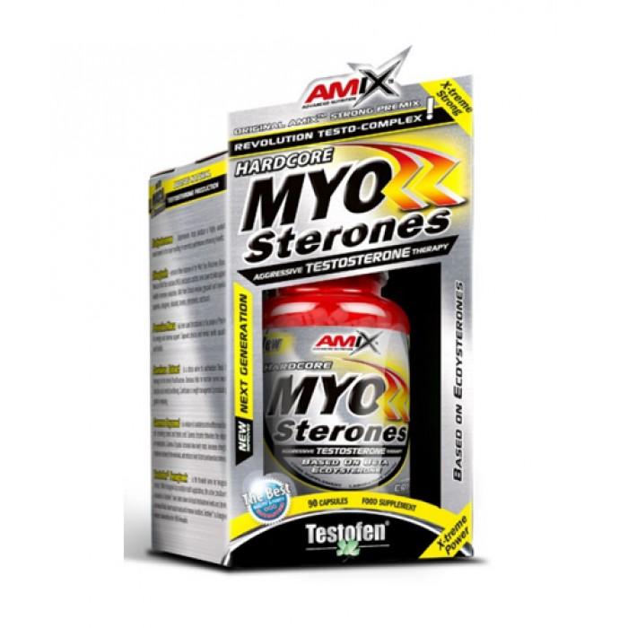 Amix - Myosterones / 90 Caps.
