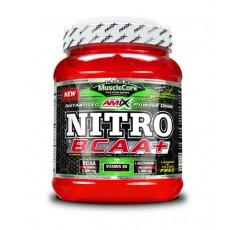 Amix - Nitro BCAA+ / 500g. Хранителни добавки, Аминокиселини, Разклонена верига (BCAA)