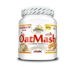 Amix - Oat Mash / 600 gr. Хранителни добавки, Гейнъри за покачване на тегло, Въглехидрати