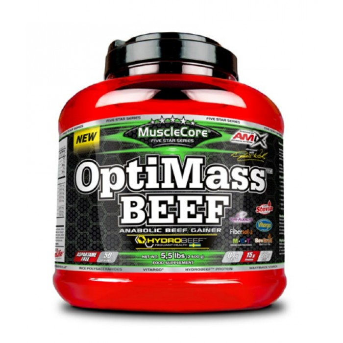 Amix - Optimass™ Beef / 5.5 lbs.