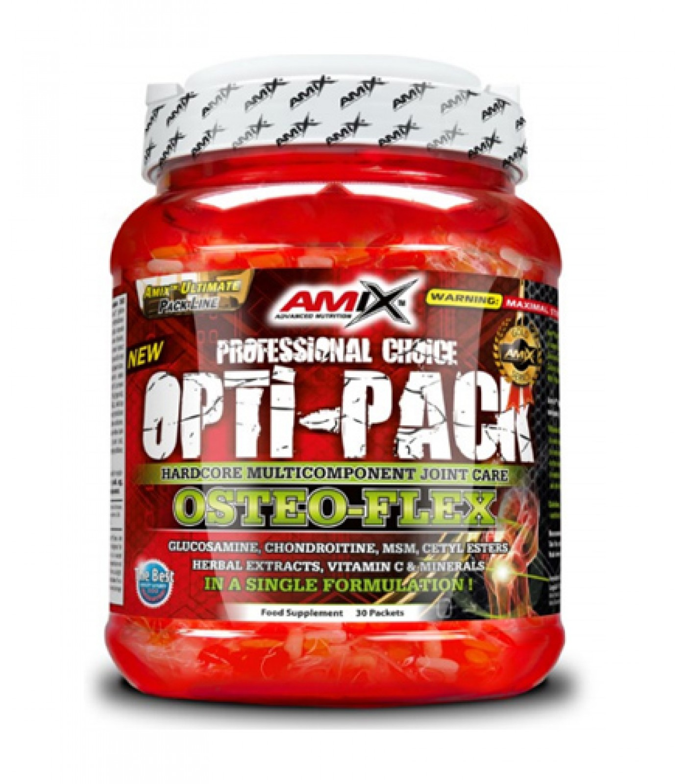 Amix - Opti-Pack Osteo-Flex / 30 packets