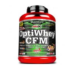 Amix - OptiWhey™ CFM / 4.9 lbs. Хранителни добавки, Протеини, Суроватъчен протеин