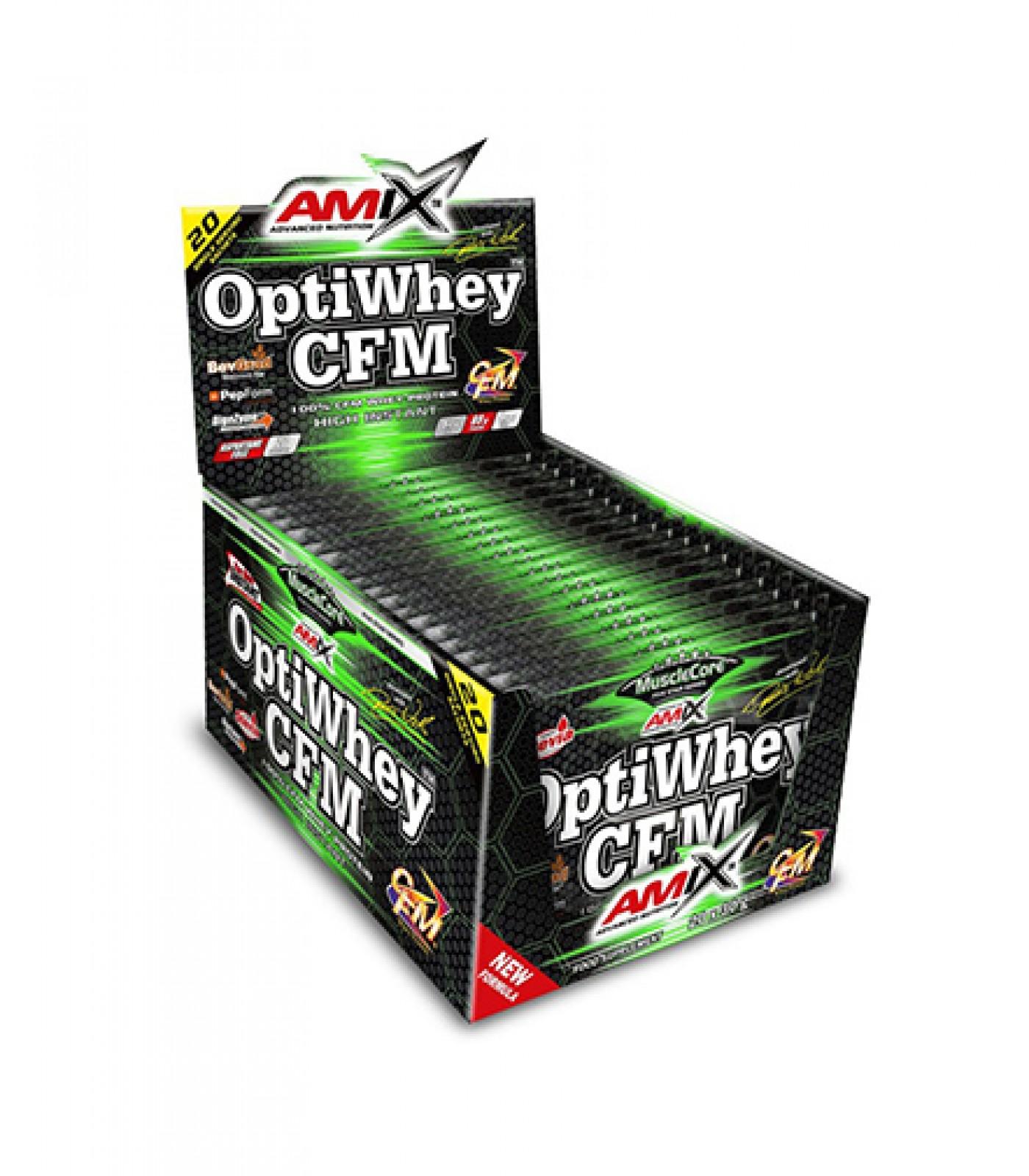 Amix - OptiWhey™ CFM / 20x30 g.
