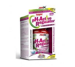 Amix - pH Active Regulator / 120 Caps. На билкова основа