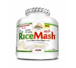 Amix - AMIX Rice Mash ® / 1500g. Хранителни добавки, Протеини