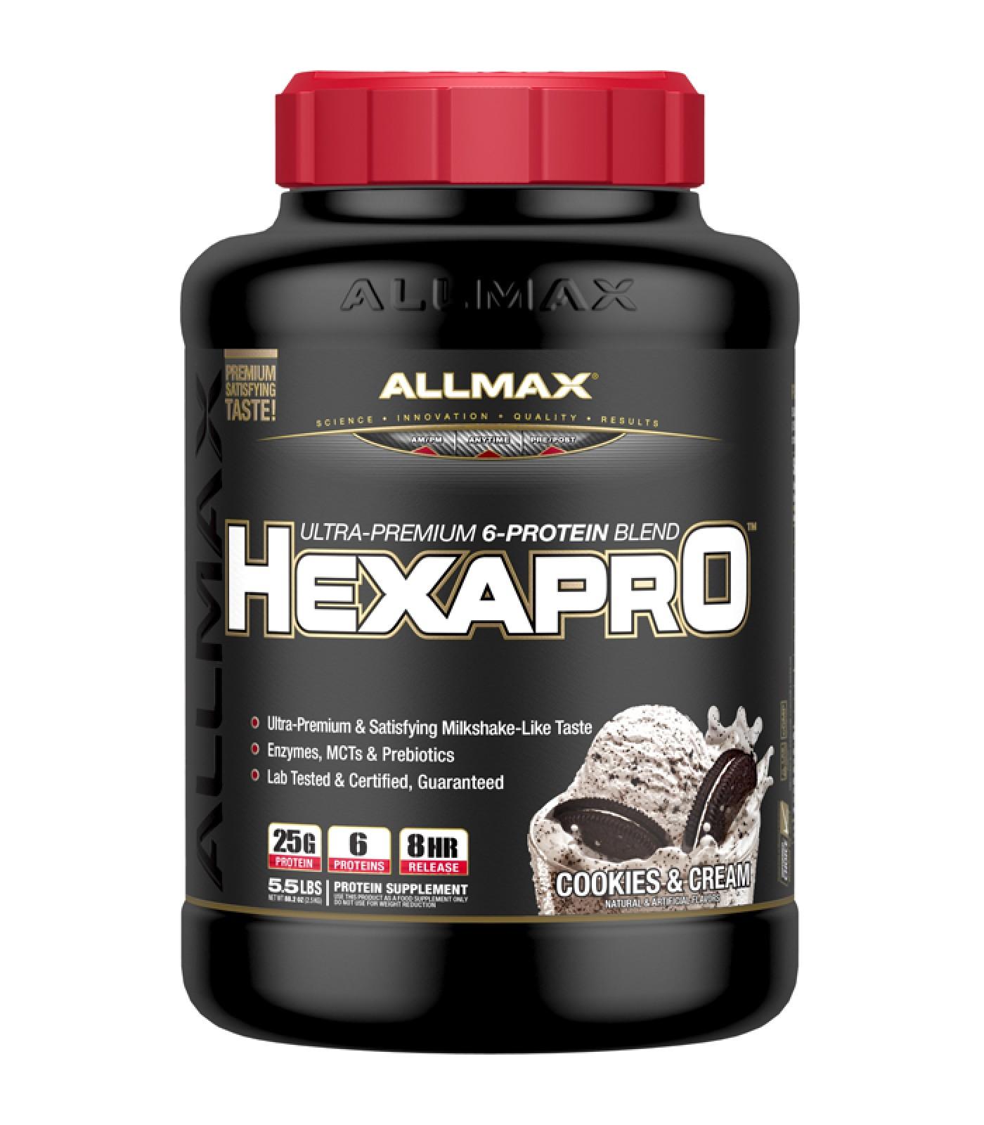 AllMax - HexaPro / 5,5lb.
