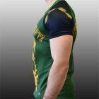 Wear History - тениска Свобода или смърт - зелена
