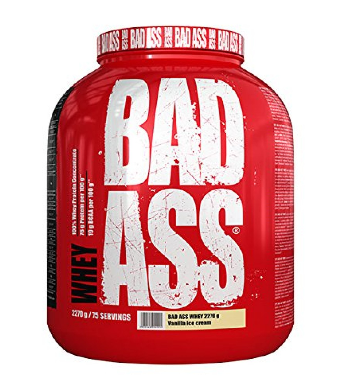BAD ASS - BAD ASS / Whey / Premium Protein