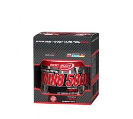 Best Body - Amino 5000 / 325 tabs. Хранителни добавки, Аминокиселини, Комплексни аминокиселини