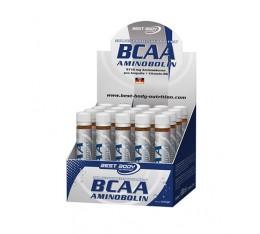 Best Body - BCAA Aminobolin / 20x25ml. Хранителни добавки, Аминокиселини, Комплексни аминокиселини