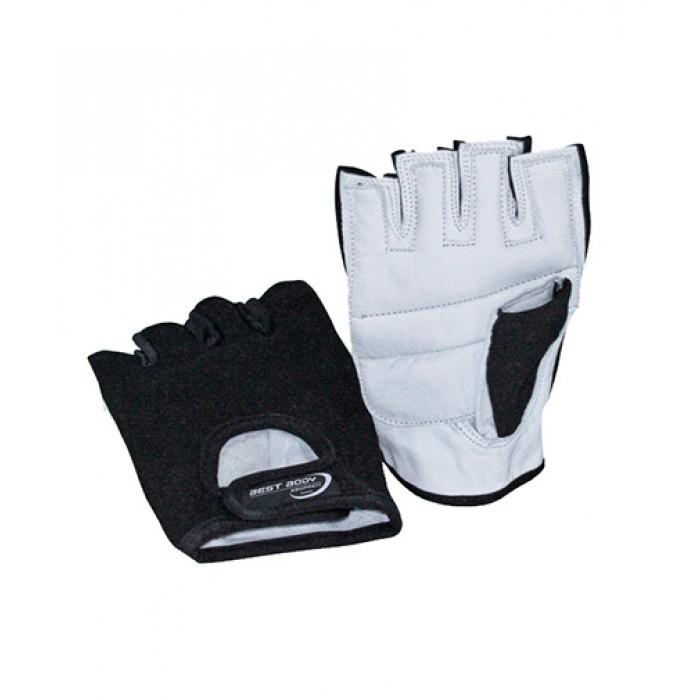 Best Body - Фитнес ръкавици с половин пръсти / power