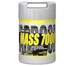 Best Body - Hardcore Mass 7000 / 3900 gr. Хранителни добавки, Гейнъри за покачване на тегло, Гейнъри