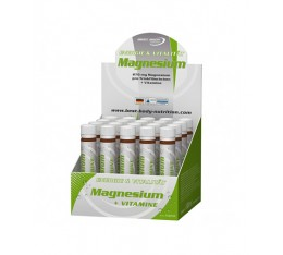 Best Body - Magnesium Liquid / 20x25 ml.