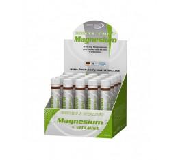 Best Body - Magnesium Liquid / 20x25 ml. Хранителни добавки, Витамини, минерали и др., Магнезий