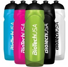 Biotech - Waterbottle Transparent 750ml