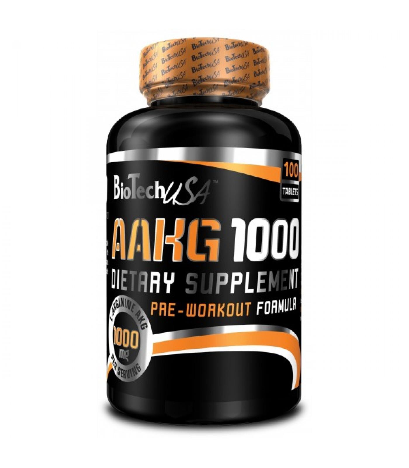 BioTech - AAKG-1000 / 100 tab