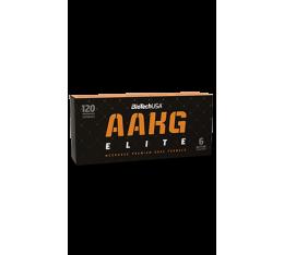 BioTech - AAKG Elite / 120 caps. Хранителни добавки, Аминокиселини, Аргинин, Хранителни добавки на промоция