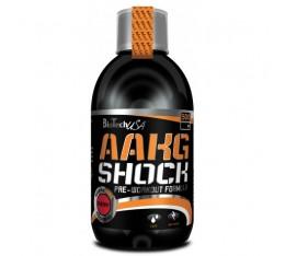 BioTech - AAKG Shock Extreme / 500 ml