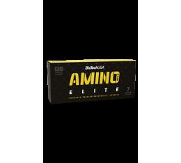 BioTech - Amino Build Elite / 120 caps. Хранителни добавки, Аминокиселини, Комплексни аминокиселини, Хранителни добавки на промоция
