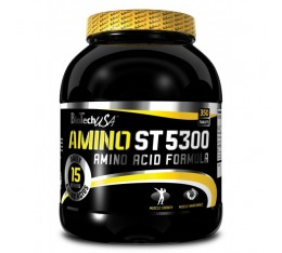BioTech - Amino ST 5300 / 350 tabs. Хранителни добавки, Аминокиселини, Комплексни аминокиселини
