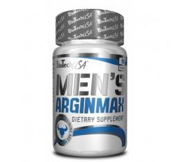 BioTech - Men's ArginMax / 90 caps Хранителни добавки, Здраве и тонус, Здраве за мъжа