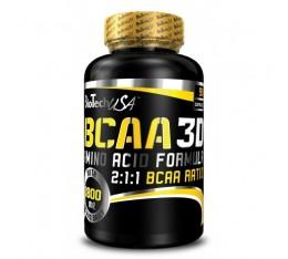 BioTech - BCAA 3D / 90 caps Хранителни добавки, Аминокиселини, Разклонена верига (BCAA)