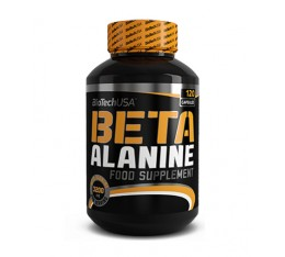 BioTech - Beta Alanine / 90caps.​