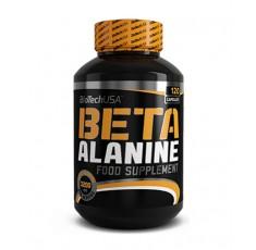 BioTech - Beta Alanine / 120caps. Хранителни добавки, Аминокиселини, Бета-Аланин