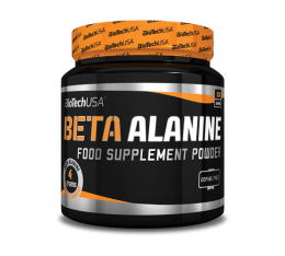 BioTech - Beta Alanine / 300g. Хранителни добавки, Аминокиселини, Бета-Аланин
