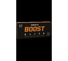 BioTech - Boost Elite / 60 caps. Хранителни добавки, Азотни/напомпващи, Енергийни продукти, Хранителни добавки на промоция