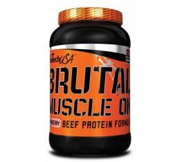 BioTech - Brutal Muscle On / 908 gr Хранителни добавки, Протеини, Протеинови матрици, Телешки протеин, Хранителни добавки на промоция