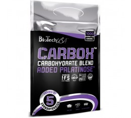 BioTech - Carbox / 1000 gr. Хранителни добавки, Гейнъри за покачване на тегло, Въглехидрати