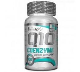 BioTech - Q-10 Coenzyme 100mg. / 60 caps. Хранителни добавки, Антиоксиданти, Коензим Q10