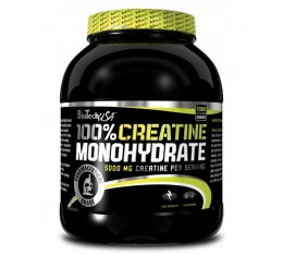 BioTech - 100% Creatine Monohydrate / 1000 gr.
