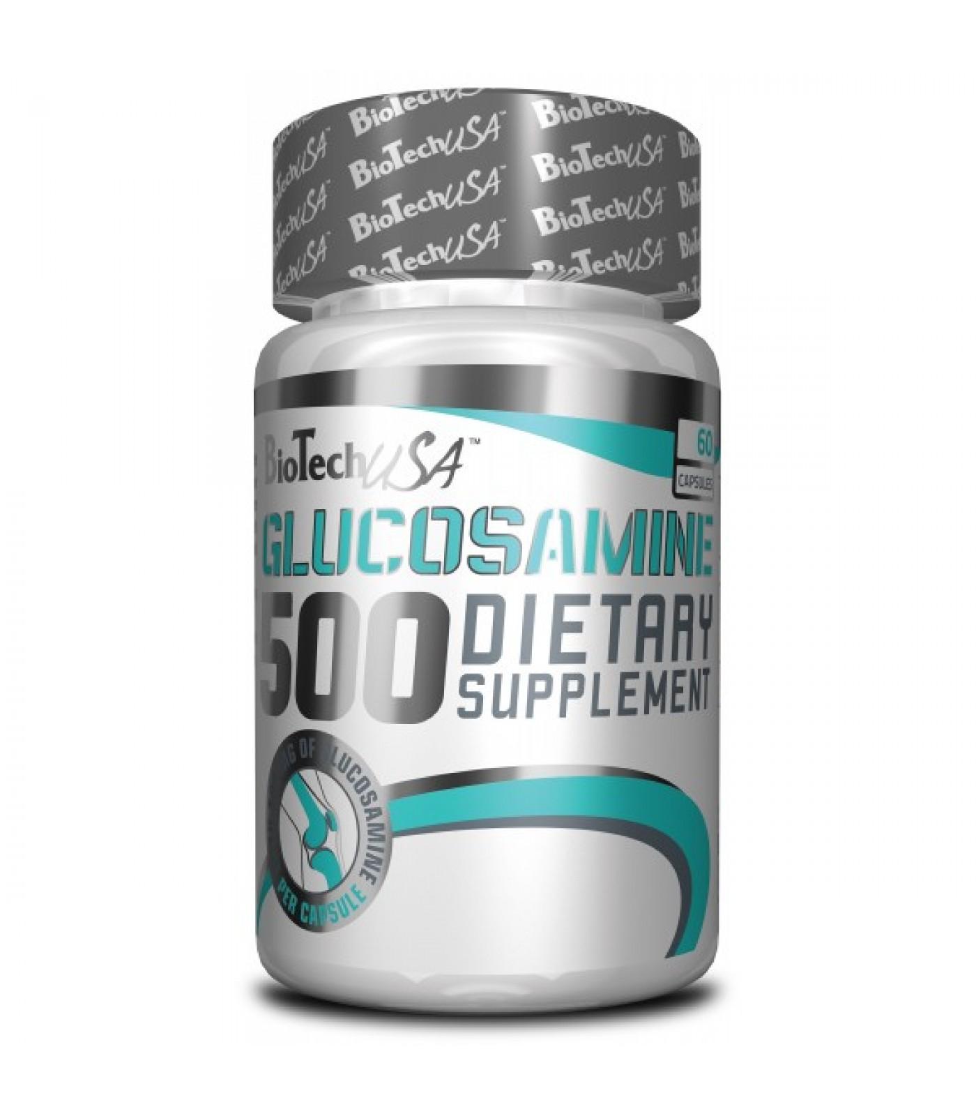 BioTech - Glucosamine 500 / 60caps.