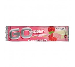 BioTech - Go Protein Bar 80 gr. Хранителни добавки, Протеини, Протеинови барове