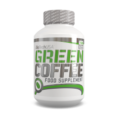 BIOTECH - Green Coffee / 120 Caps.