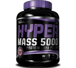 BioTech - Hyper Mass 5000 / 2270 gr. Хранителни добавки, Гейнъри за покачване на тегло, Гейнъри