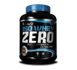 BioTech - 100% Iso Whey Zero / 2270 gr. Хранителни добавки, Протеини, Протеинови матрици