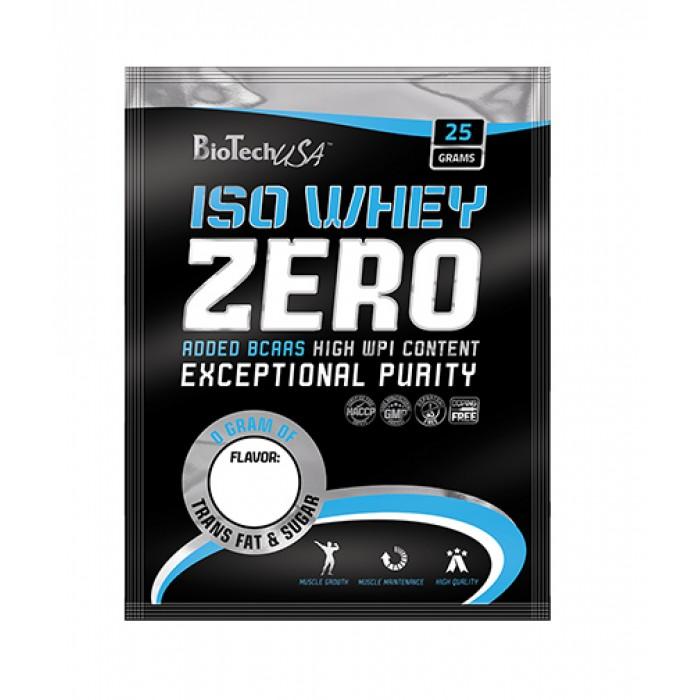 BioTech - 100% Iso Whey Zero / 25 gr.