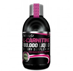 BioTech - L-Carnitine 100 000 / 500ml.