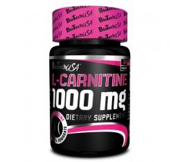 BioTech - L-Carnitine 1000mg. / 30tabs. Хранителни добавки, Отслабване, Л-Карнитин