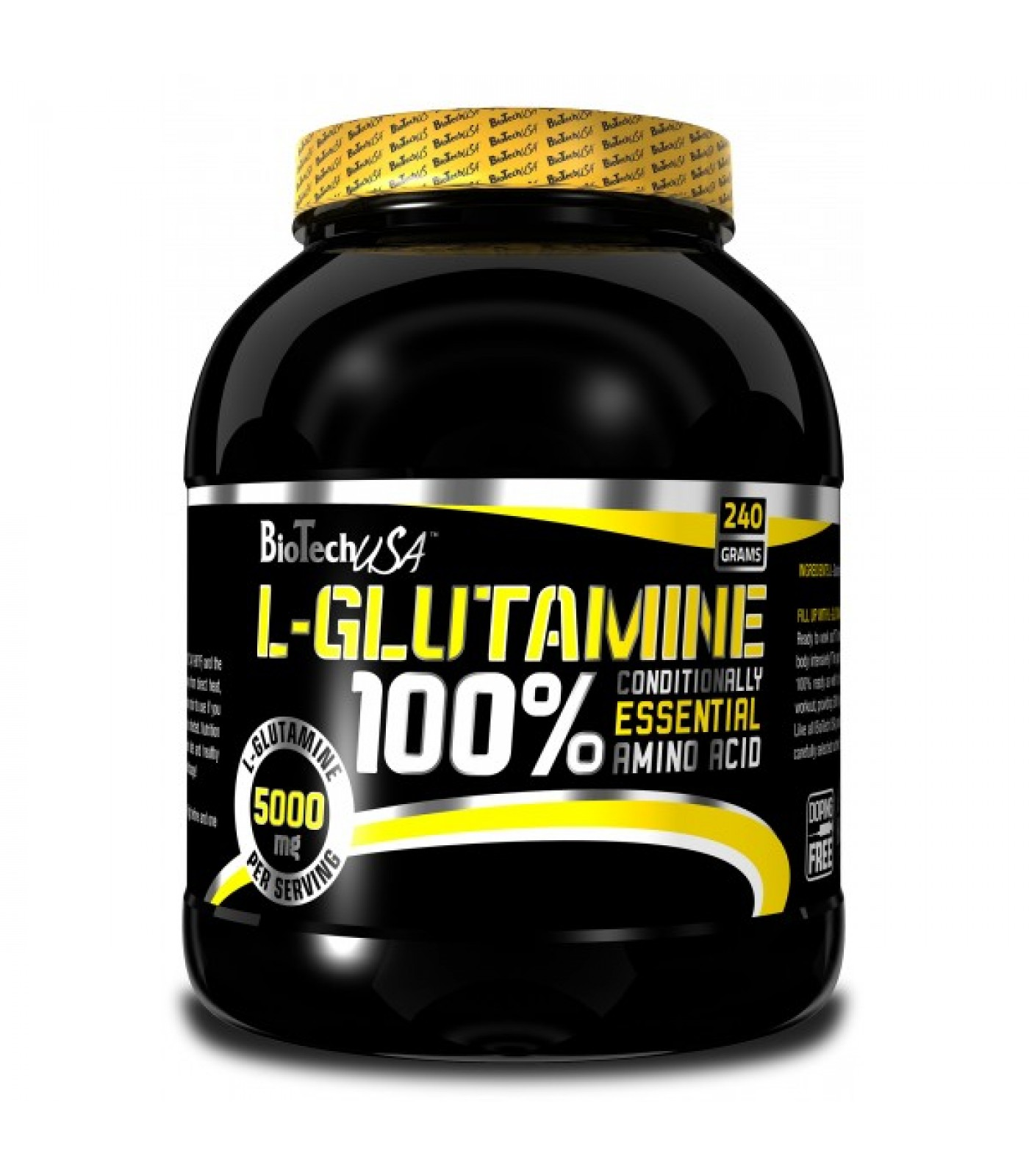 BioTech - L-Glutamine / 240 gr.