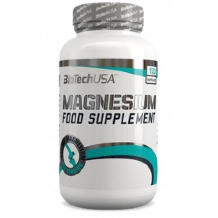BioTech - Magnesium 350mg. / 120 caps