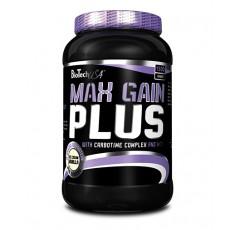 BioTech - Max Gain Plus / 1500gr. Хранителни добавки, Гейнъри за покачване на тегло, Гейнъри