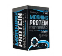 BioTech - Morning Protein / 10x30g. Хранителни добавки, Протеини, Суроватъчен протеин, Presents, ПОДАРЪЦИ, 300