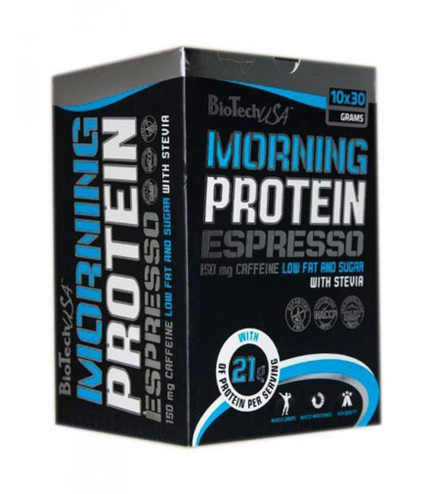 BioTech - Morning Protein / 10x30g.